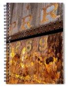 P R R - 9269 Spiral Notebook