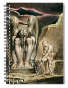 P.127-1950.pt1 Albions Angel Spiral Notebook