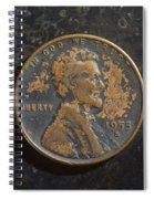 P1953 A H Spiral Notebook