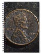 P1966 A H Spiral Notebook