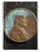 P1968 B H Spiral Notebook