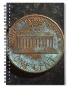 P1968 B T Spiral Notebook