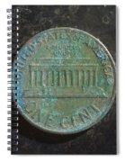 P1970 A T Spiral Notebook