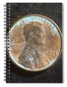 P1971 A H Spiral Notebook