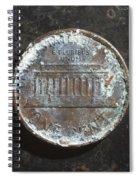P19x8 A T Spiral Notebook