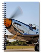 P51 The Brat Spiral Notebook