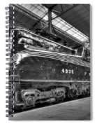 Pa Diesel Electric 4935 Spiral Notebook
