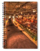 Pa Railroad Museum - 1652 Spiral Notebook
