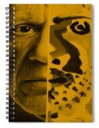 Pablo Orange Spiral Notebook
