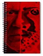 Pablo Red Spiral Notebook