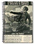 Pabst Spiral Notebook