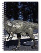 Pachycephalosaurus Spiral Notebook