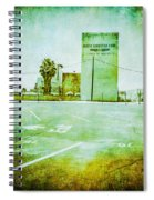 Pacific Airmotive Corp 08 Spiral Notebook