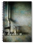Pacific Airmotive Corp 18 Spiral Notebook