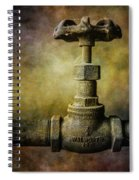 Pacific Airmotive Corp 24 Spiral Notebook