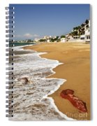 Pacific Coast Of Mexico Spiral Notebook