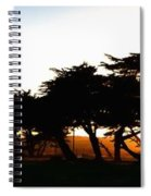Pacific Grove Golf Links 19902 Spiral Notebook