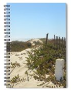Pacific Pathway Spiral Notebook
