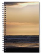 Pacific Sunset Spiral Notebook