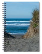 Pacific Trail Head Spiral Notebook
