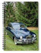 Packard 1 Spiral Notebook