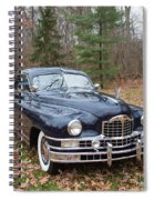Packard 2 Spiral Notebook