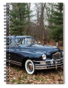 Packard 3 Spiral Notebook