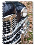 Packard Grill Spiral Notebook