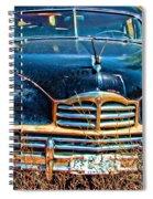 Packard II Spiral Notebook
