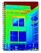 Packers Pro Shop Spiral Notebook