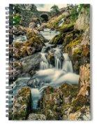 Packhorse Waterfall Spiral Notebook