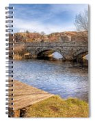 Padarn Bridge Spiral Notebook
