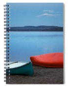 Paddle's End Spiral Notebook