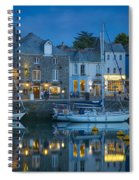 Padstow Twilight Spiral Notebook