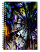 Paf Spiral Notebook