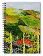 Pageantry Spiral Notebook