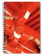 Pagoda 1225 Spiral Notebook
