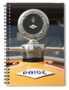 Paige Spiral Notebook