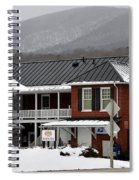 Paint Bank General Store Spiral Notebook