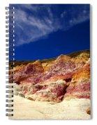 Paint Mines Beauty Spiral Notebook