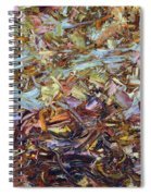 Paint Number 51 Spiral Notebook