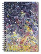 Paint Number 55 Spiral Notebook