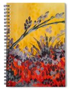 Paintbrush Astray Spiral Notebook