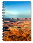 Painted Canyonland Spiral Notebook