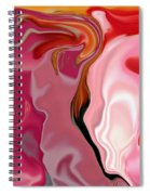 Painted Face's Spiral Notebook