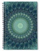 Painted Kaleidoscope 6 Spiral Notebook