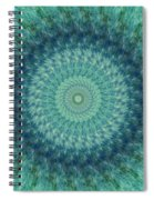Painted Kaleidoscope 7 Spiral Notebook