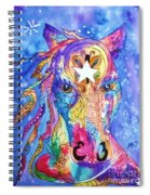 Painted Pony Spiral Notebook