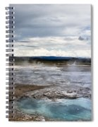 Paint Pots Spiral Notebook