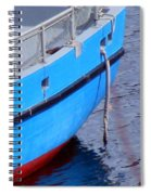 Painter - Strong Rope Spiral Notebook